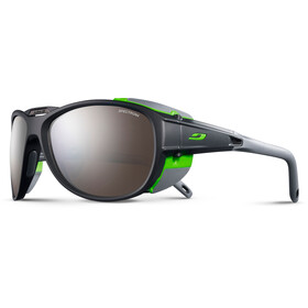 Julbo Exp*** 2.0 Spectron 4 Lunettes de soleil, matt gray/green-brown flash silver